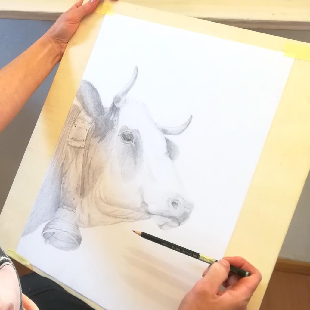 Zeichenunterricht für Erwachsene