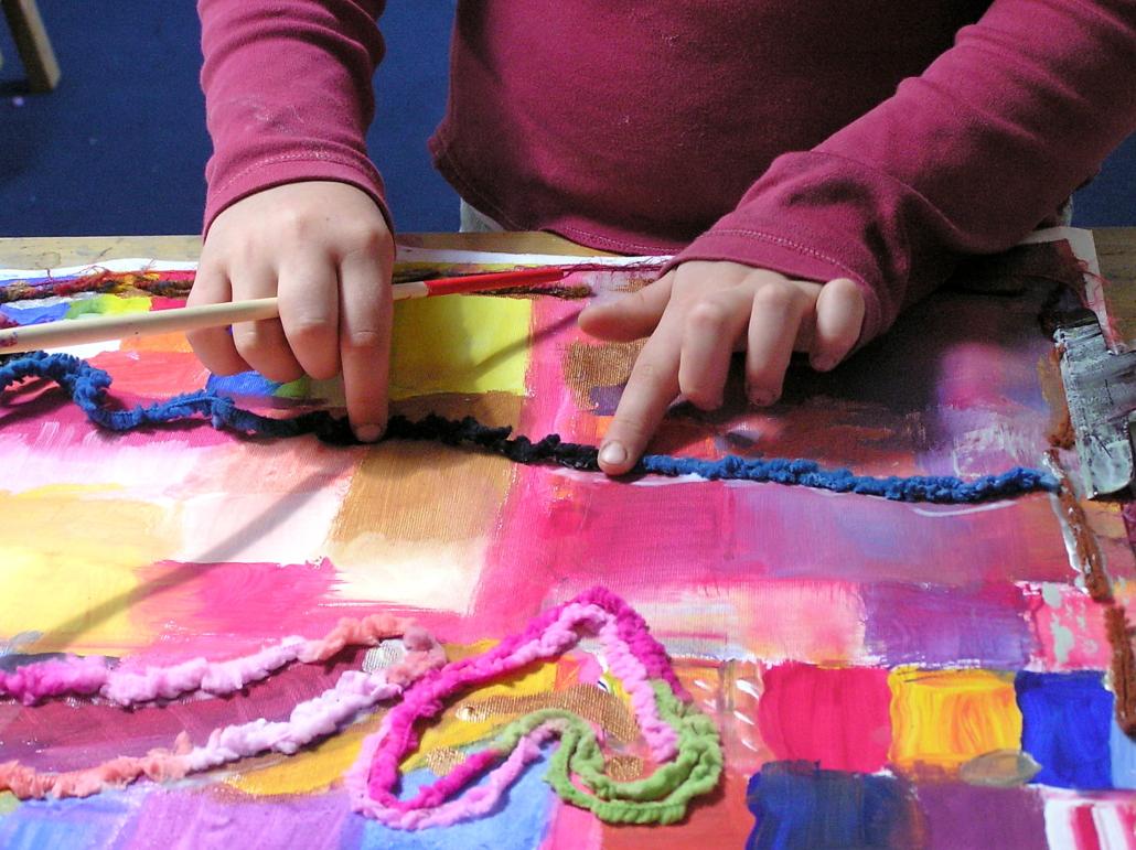 Kreativ Workshop für Kinder
