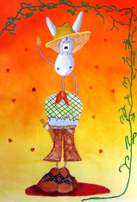 Ritter der Kokosnuss, man weiß es nicht
