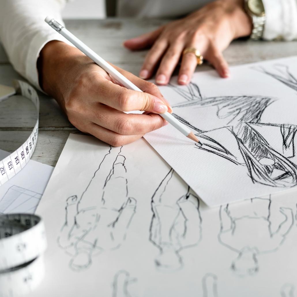 Berufsorientiertes Zeichnen