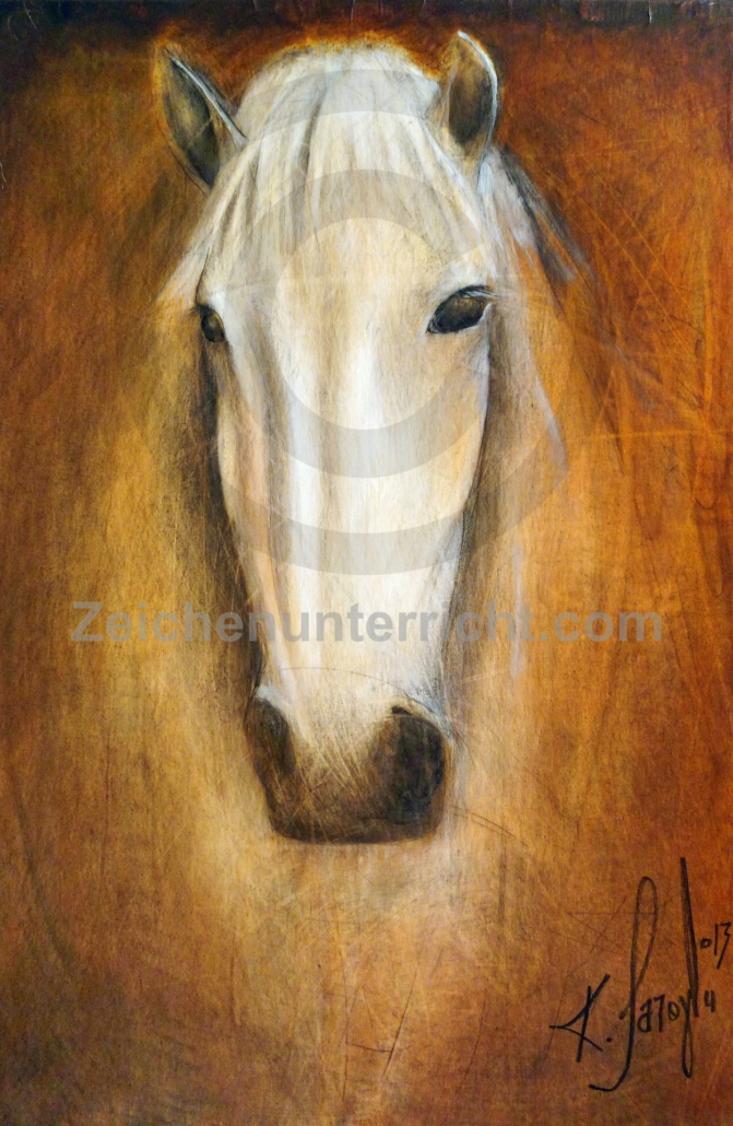 das mystische Pferd