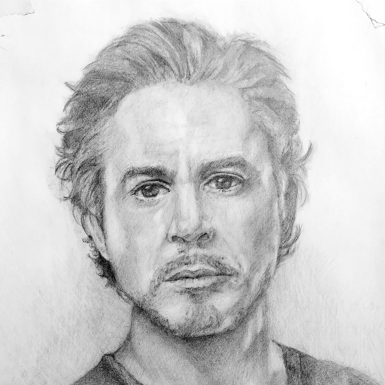 Robert Downey Jr. Porträt